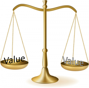 Differentiating the Value Created is Key 3 in a Sales Leader's Guide to Selling Value
