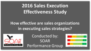 2016 Sales Execution Effectiveness Research Study Launch