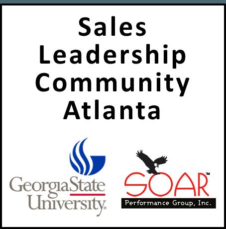 Atlanta Sales Leadership Community | Georgia State University | SOAR Performance Group