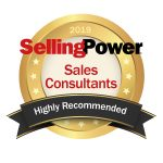 Selling Power List of Highly Recommended Sales Consultants