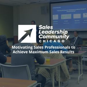 Motivating Sales Professionals to Achieve Maximum Team and Individual Sales Results