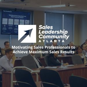 Motivating Sales Professionals to Achieve Maximum Sales Results
