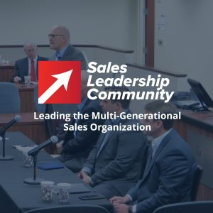 Leading the Multi-Generational Sales Organization