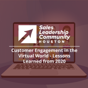 Customer Engagement in the Virtual World - Lessons Learned from 2020